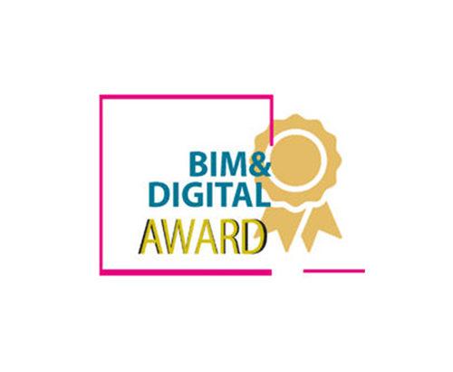BIM&Digital Award 2018