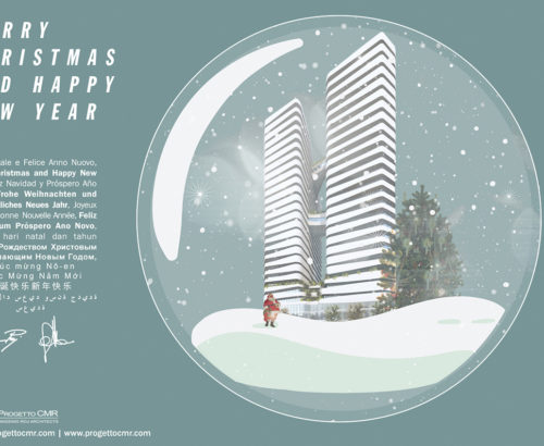 Best wishes from Progetto CMR!