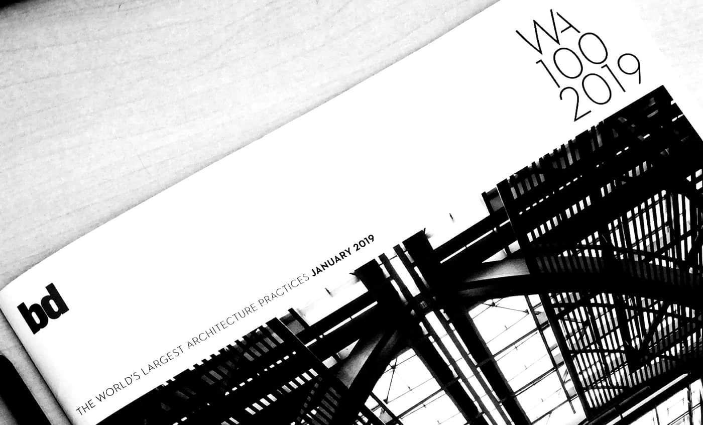 Studio Di Architettura In Inglese progetto cmr tra le top 100 società di architettura nel