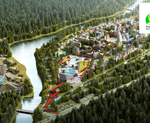 Il Masterplan Slow River Bay in mostra a Roma