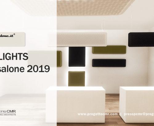 Milano Design Week 2019: tutti i nostri prodotti in giro per il Salone