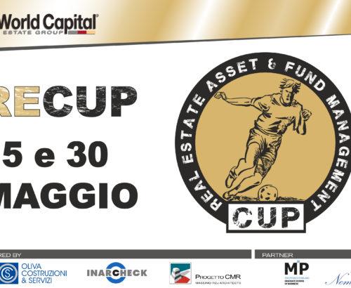 Progetto CMR sostiene la nuova edizione di Real Estate Asset & Fund Management CUP