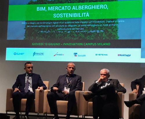 Massimo Roj a il Quotidiano Immobiliare: BIM, mercato alberghiero e sostenibilità