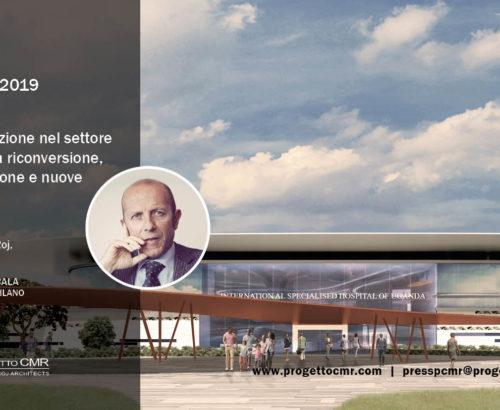 Investimenti immobiliari in Sanità: Massimo Roj al primo convegno AGIDI