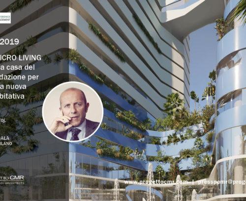 Massimo Roj parla della casa del futuro per CDV conference management