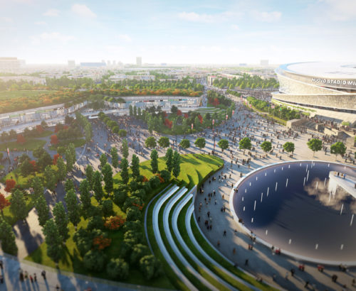 Il Nuovo Stadio di Milano