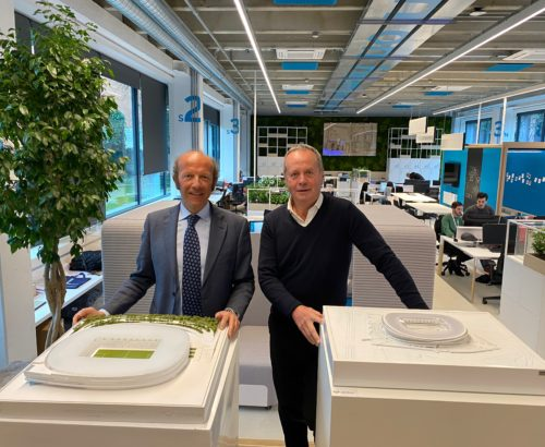 Beppe Dossena responsabile relazioni istituzionali Progetto CMR – Sportium