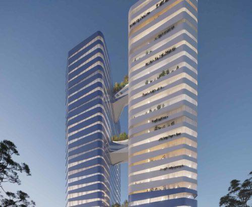 Chua Lang Street Building