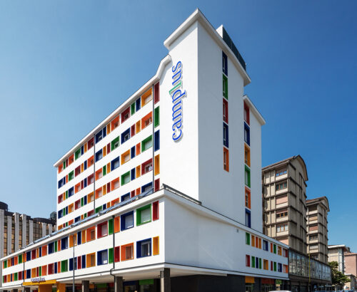 Camplus Apartments Padova