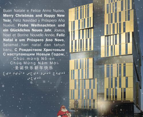 Buon Natale da Gruppo Progetto CMR
