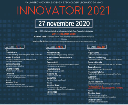 Innovatori 2021