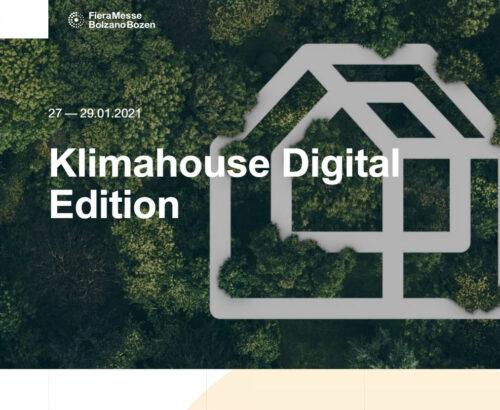 Klimahouse – Isola Ursa 2021