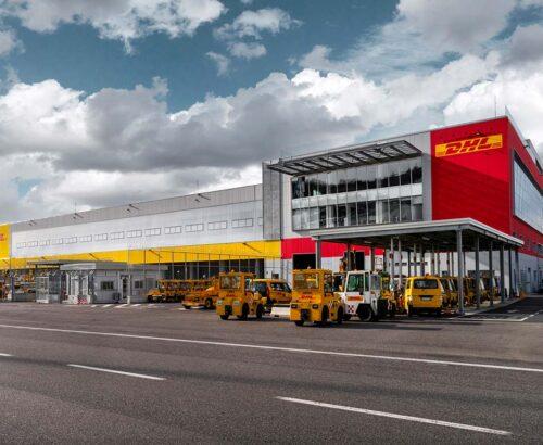 Inaugurazione Nuovo HUB DHL Malpensa