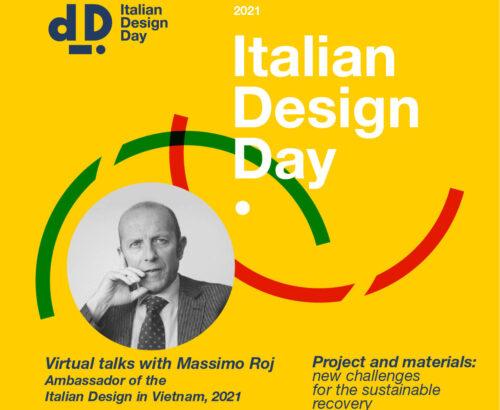 Italian Design Day 2021 – Urban Regeneration