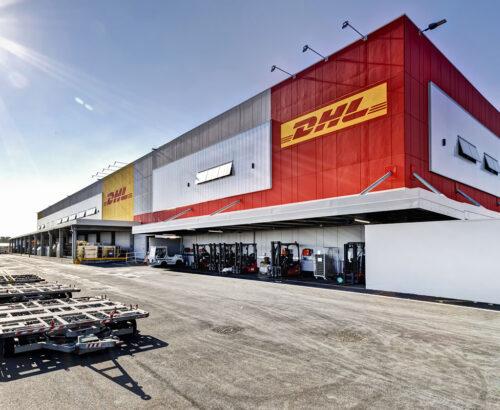 Inaugurazione nuovo DHL Express Italy Bologna